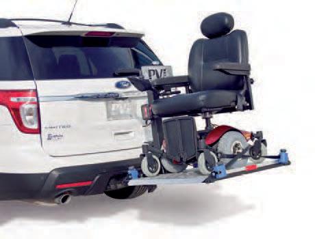 Power Chair Lift