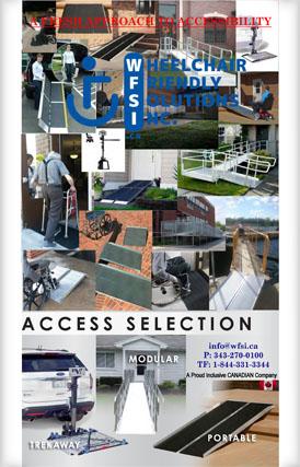 Portable & Modular Ramps & Thresholds