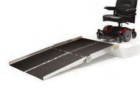 Portable Wheelchair Access Ramps